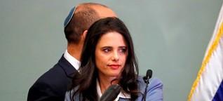 """Ein Hauch von """"Faschismus"""" umweht Israels Justizministerin"""
