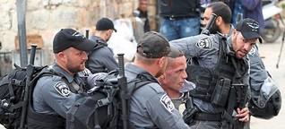 Lage auf Tempelberg in Jerusalem spitzt sich zu