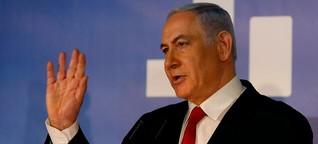 Israels Premier droht Anklage wegen Korruption