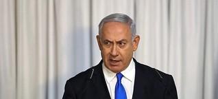 Netanjahus Spiel mit dem Feuer im Wahlkampf