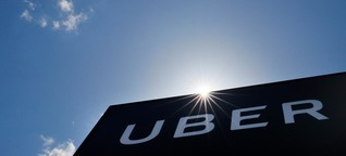 Fahrdienstleister: Uber startet an Börse mit 82 Milliarden