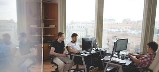 Russland: Moskaus kleines Silicon Valley