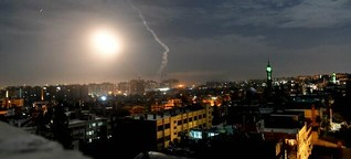 Iran gegen Israel: Schattenkrieg in Syrien