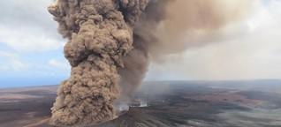 Hawaii: Was ist mit Vulkan Kilauea los?