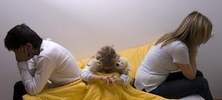 Eine Welt zerbricht - Wenn Eltern sich trennen