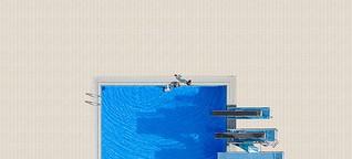 Sommer: Die Wissenschaft vom Schwimmbad