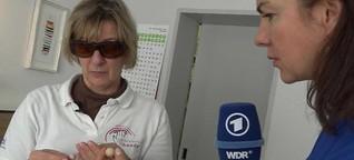 MOMA-Reporter: Brustkrebs-Vorsorge durch Sehbehinderte | Morgenmagazin