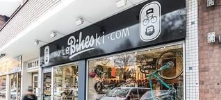Coole Fahrradläden für Individualisten