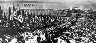 Religiöses in der NS-Sprache  - Heil Hitler statt Seelenheil