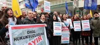 Erdogans Feldzug gegen Wissenschaftler