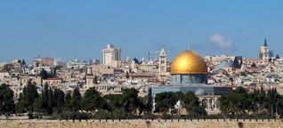 Bildergalerie: Das sind die bedeutendsten Orte in Jerusalem