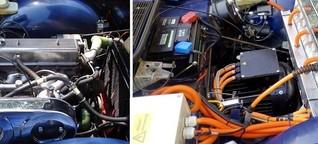 Elektromobilität: Das eigene Auto elektrifizieren