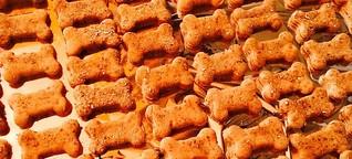 Die Hundekeks-Bäckerin