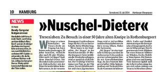 """""""Nuschel-Dieter"""" unter Rockern"""