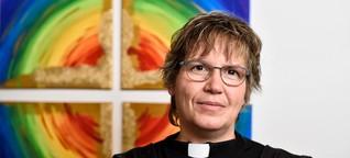 Egal, was die Männer sagen - diese Frau hat sich zur katholischen Priesterin weihen lassen