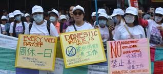 Taiwan Labor Ministry Gives Migrant Caregivers' Appeals Short Shrift - The News Lens International Edition