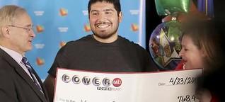 24-Jähriger knackt Millionen-Dollar Jackpot in den USA