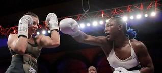 Frauen-Boxen: Hammer verliert Kampf um die Krone