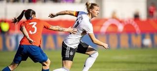 Frauenfußball im TV - Verschenktes Potenzial