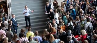 Freisinger Schüler nehmen an Jugendklimakonferenz teil