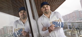 Erfolgreich mit Grußkarten: Dieser Hamburger hat alles auf eine Karte gesetzt