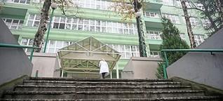Mediziner in Bosnien: Bleiben oder gehen?