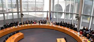 Heftiger Streit um Petitionen gegen UN-Migrationspakt