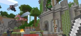 10 Jahre Minecraft - Die Erfolgsgeschichte des Klötzchen-Phänomens - PC Games