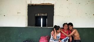 """Kolumbien-Forscherin: """"Ein Ende der Gewalt gibt es nicht"""""""