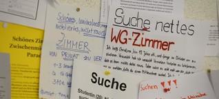 """Semesterbeginn: """"Erschreckende Mietenentwicklung"""" für Studierende - WELT"""