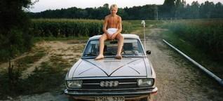 Audi 100 C1: Jens und seine erste große Liebe - SPIEGEL ONLINE - Mobilität