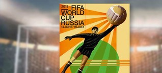 Fußball-WM 2018: Auf den Spuren der Torwartlegende Lew Jaschin