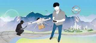 Startklar für die Drohnenfotografie?