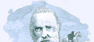 """""""Editorial Illustration"""" Theodor Storm von Sybille Benedict-Rux"""