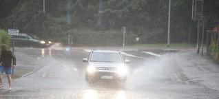 Heftige Unwetter in Sachsen | MDR.DE