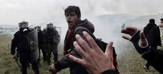 Neue Wege, Gewalt und Todesfälle: Die Situation an der Balkan-Flüchtlingsroute