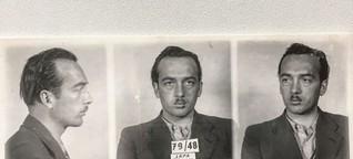 Hinrichtung von Richard Schuh 1949: Er wurde in Tübingen geköpft