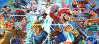 Super Smash Bros. Ultimate im Test - Fulminantes Prügelfestival