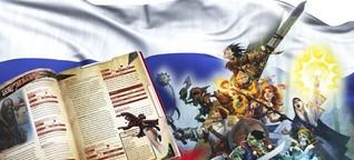 Oldschool-Rollenspiel Pathfinder: Kingmaker - Russische Geschichte und Pen-&-Paper-Sessions als Inspiration - GameStar