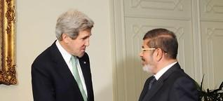 An Mursis Tod ist auch Deutschland schuld
