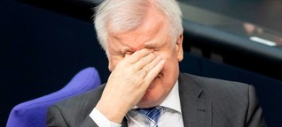 "Horst Seehofer: ""Man muss Gesetze kompliziert machen, dann fällt das nicht so auf"""