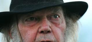 """Neil Young Archives"" - Auf der Suche nach dem perfekten Klang"