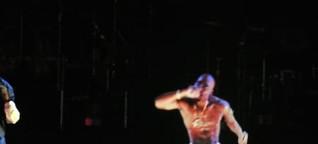 Sein Erfolg ist eine Illusion: Uwe Maass bringt Tupac, Madonna und Indiens Premier als Hologramme auf die Bühne