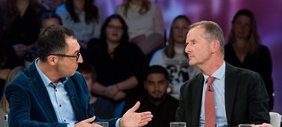 """""""Maybrit Illner"""": Und dann will der VW-Chef das Diesel-Opfer zum Werbebotschafter machen"""