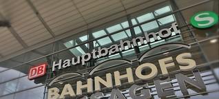 "Exklusiv: Innenminister nennt Potsdamer Hauptbahnhof ""Kriminalitätsbrennpunkt"""