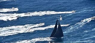 Yachtbesitzer auf Mission