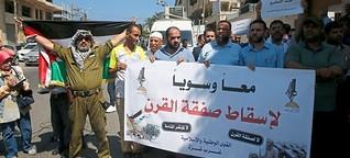 US-Wirtschaftsplan verspricht Palästinensern Wohlstand
