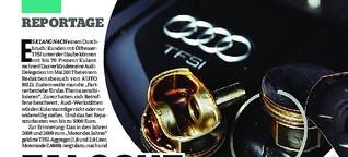 Audis Ölfresser-Motoren: Kulanzversprechen gebrochen?
