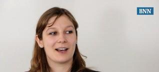 Außergewöhnliches Talent: Johanna Leonhardt kann fließend rückwärts sprechen
