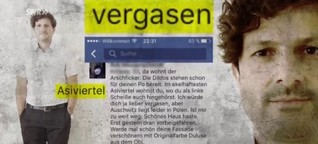 Jeden Tag Hass